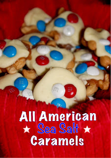 ALL-AMERICAN SEA SALT CARAMELS