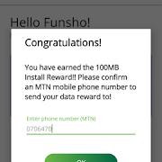 Get More Than 1000MB Free Data Via The Gidimo App