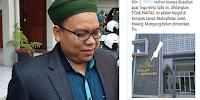 Bantahan TNI AU atas Cuitan Mustofa Nahra yang Menuduh Logo Masjid ini Mirip Salib