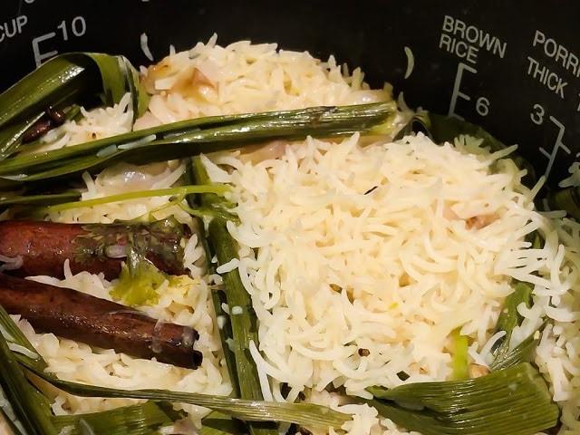 Nasi Minyak Recipe