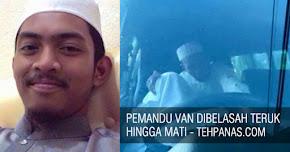 Thumbnail image for Pemandu Van Dibelasah Hingga Mati, Suspek Direman 7 Hari