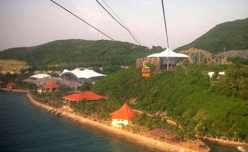 Nha Trang's Vinpearl Land Luxury Resort 5