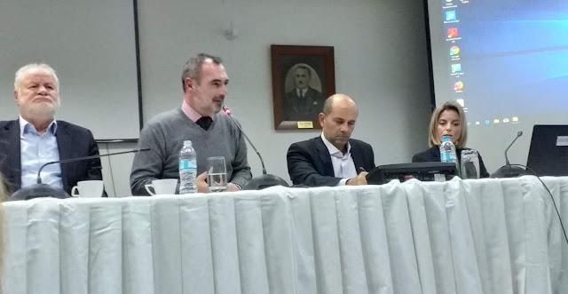 Με μεγάλη επιτυχία πραγματοποιήθηκε ημερίδα στο Αίγιο για την ελαιοκαλλιέργεια