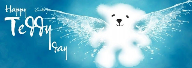 teddy day facebook cover