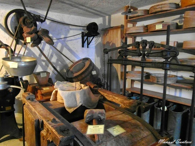 Fornesighe, museo della latteria