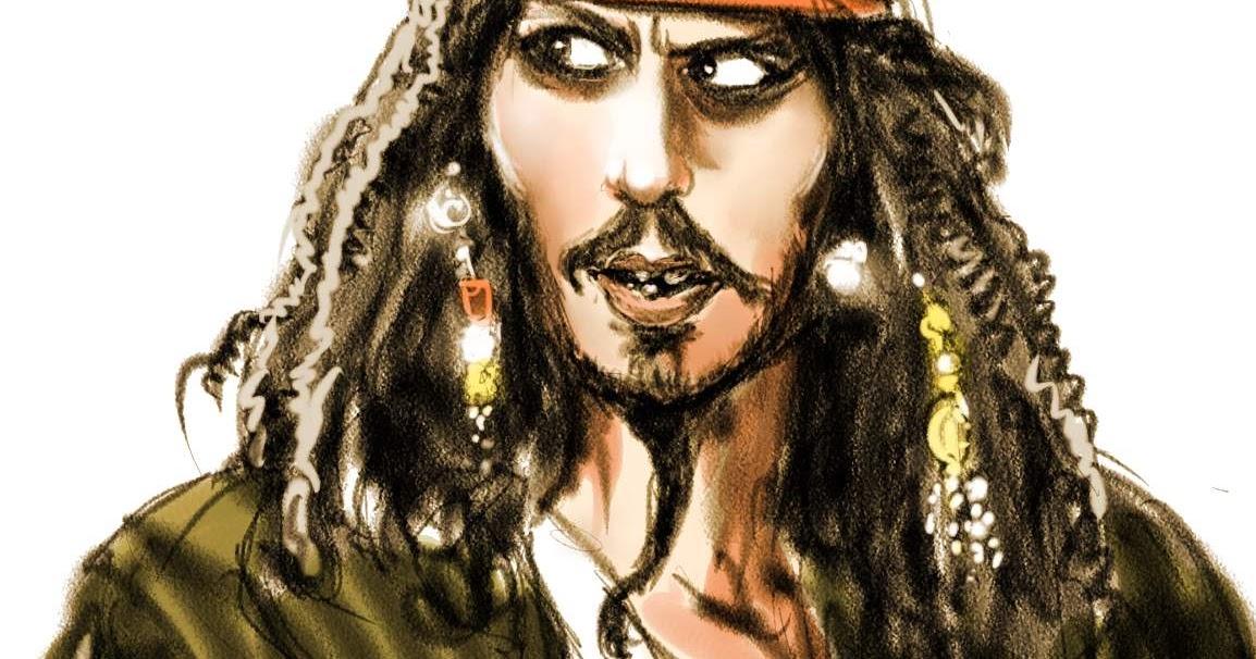 Caricatures: Jack Spar...