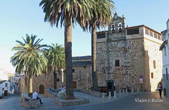 Convento de Santa Clara, Cáceres