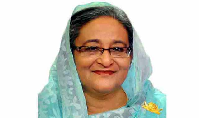 Prime Minister Sheikh Hasina's Eid greetings with the freedom fighters