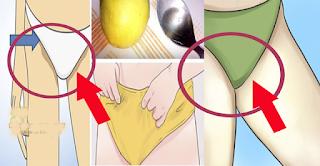 Comment blanchir la peau foncée entre les cuisses naturellement