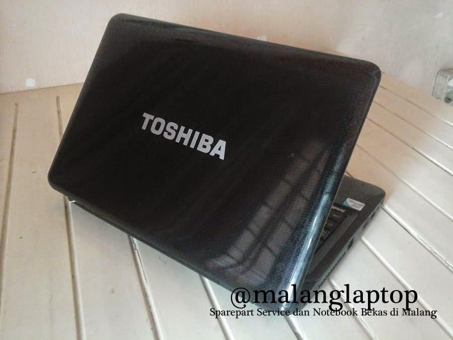 Toshiba L640 Bekas - Notebook Bekas