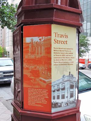 Travis Street History