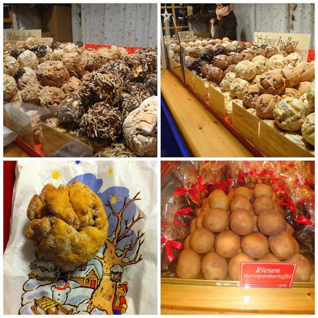 Onde comer gastando pouco em Berlim - mercados de Natal