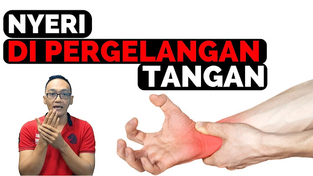 mengatasi nyeri sendi pada pergelangan tangan