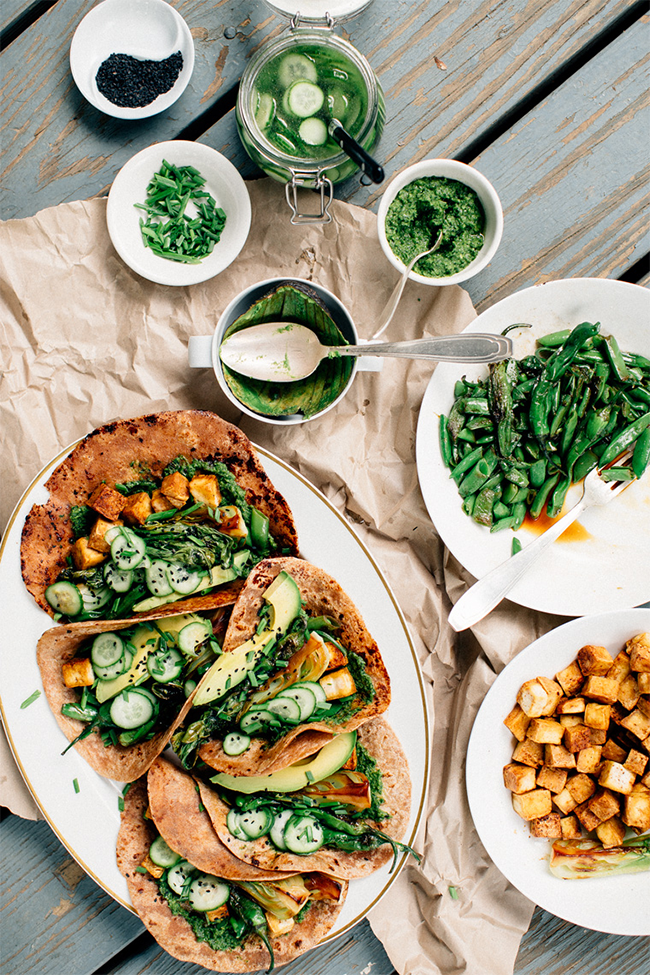 7 Vegetarian Recipes I Can't Wait to Try