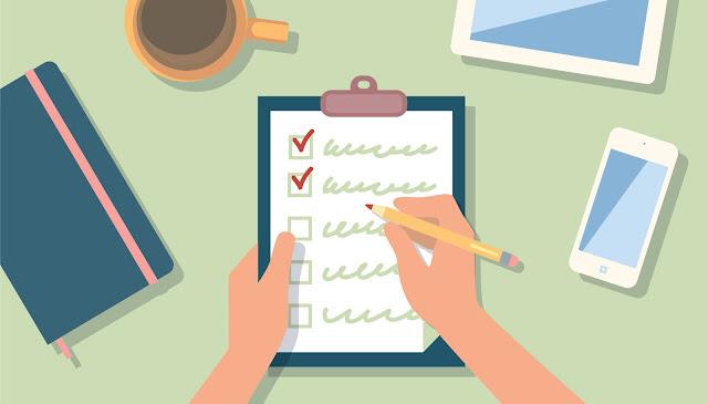 checklist investor startup