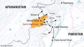 """Pakistán es la """"base"""" de los talibanes"""