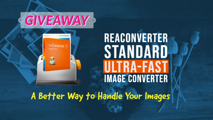 Giveaway: reaConverter Standard for Free