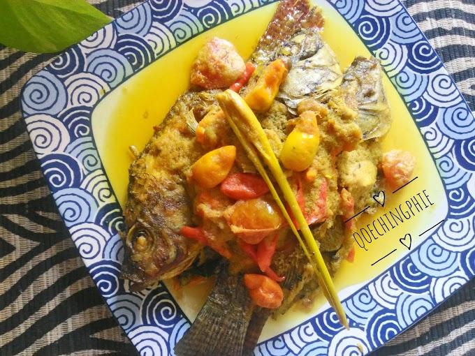 Resep dan Cara Membuat Pesmol Ikan Mujair Mudah