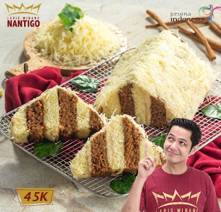 Lapis Minang Nantigo