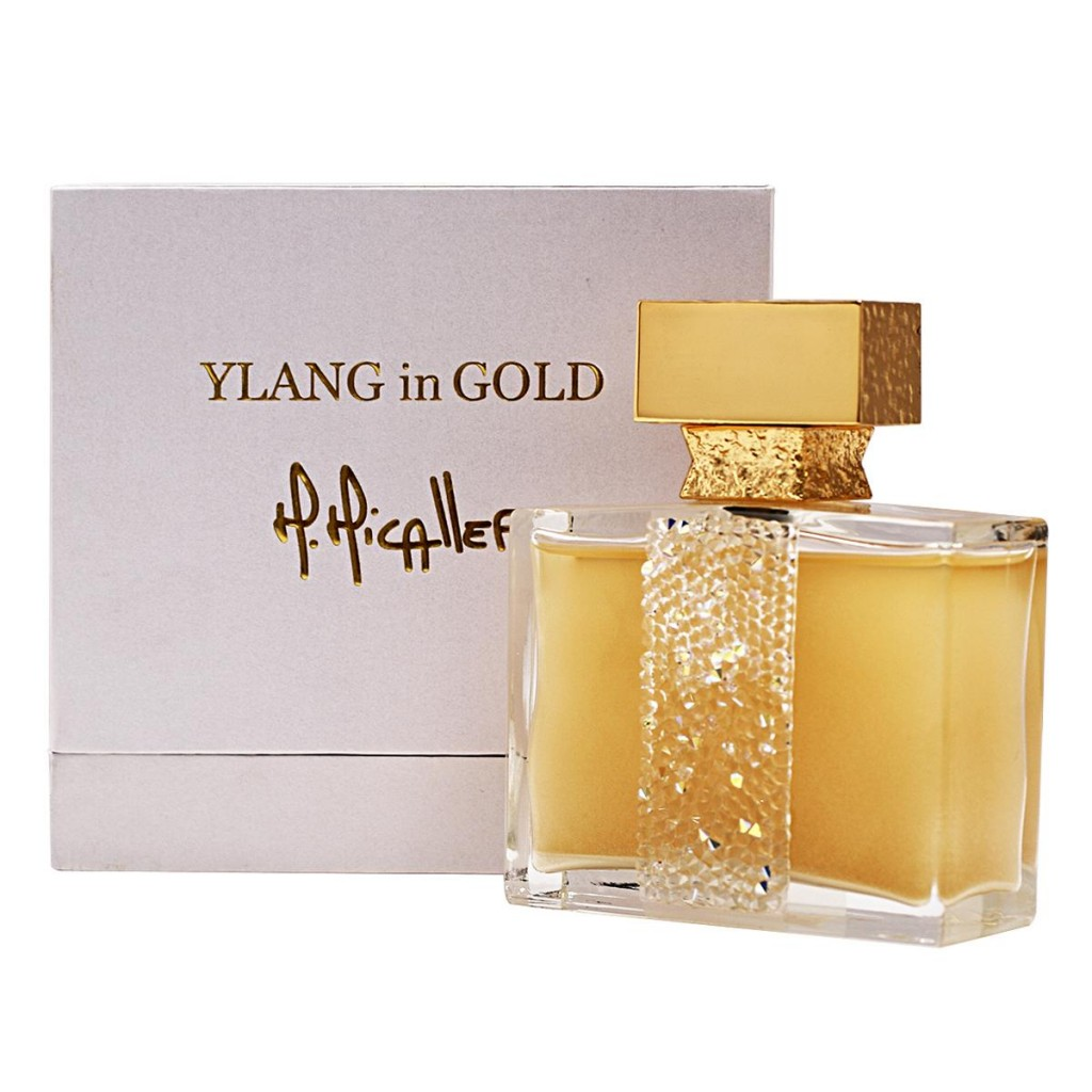 This Blog Really Stinks A Perfume Blog Ylang In Gold