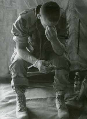 The new war against post traumatic stress disorder ptsd caused by the vietnam war