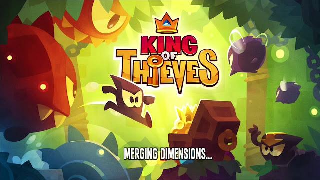 تحميل لعبة زعيم اللصوص king of thieves مجانا للكمبيوتر والموبايل الاندرويد apk برابط مباشر