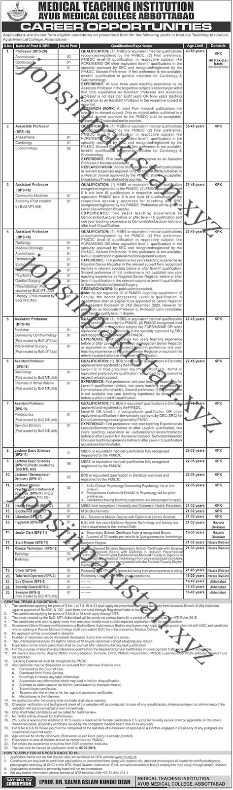 https://www.jobsinpakistan.xyz/2018/08/mehran-teaching-institution-jobs-2018.html