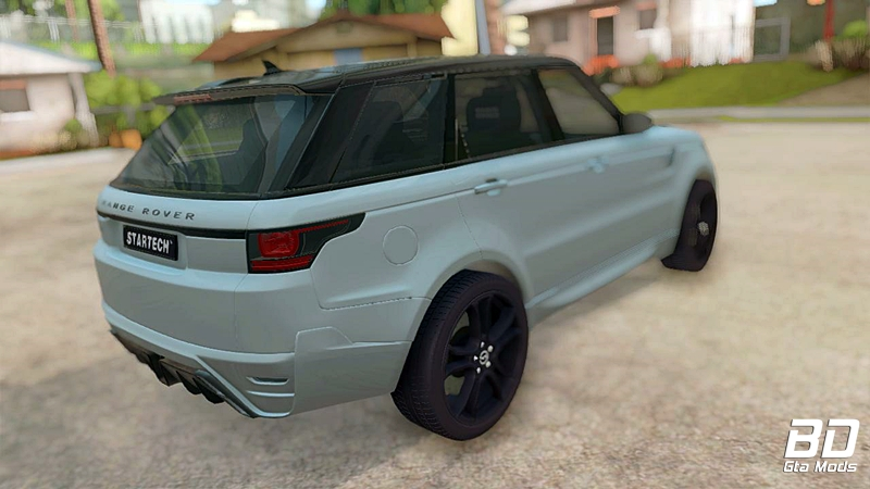 Download ,mod, carro, Range Rover Sport StarTech 2016