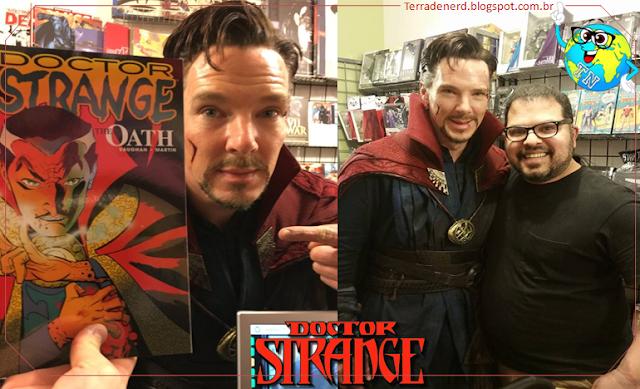 Doutor Estranho, Vigadore Guerra Infinita, Capitão América Guerra Civil, Marvel, Terra de Nerd,