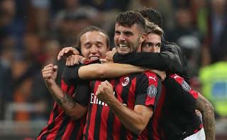 Video AC Milan - AS Roma: Đôi công mãnh liệt, vỡ òa phút 90+5