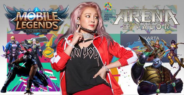 Mengapa Game AOV Masuk Asian Games 2018 tapi Mobile Legends Tidak?