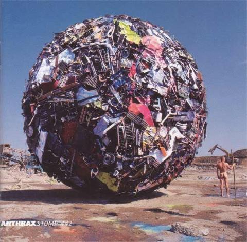 Top Ten Things: Anthrax Albums   Enuffa com