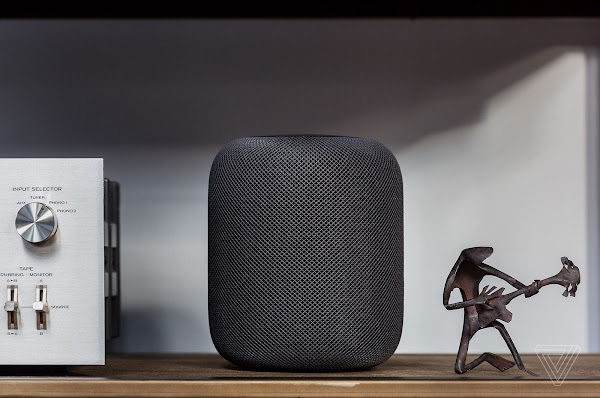 Apple HomePod Verge review