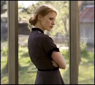 Jessica Chastain: Mrs. O'Brien (El árbol de la vida, 2011)