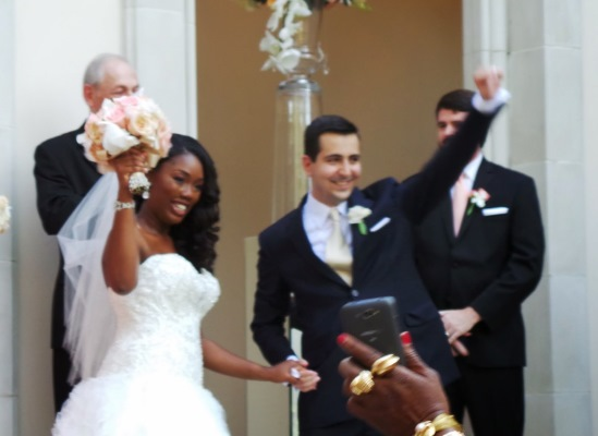 abiola daughter wedding pictures