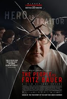The People vs. Fritz Bauer (2016) Poster