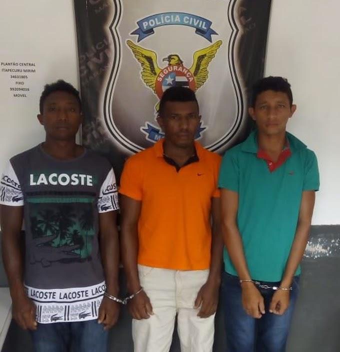 CRIME - Suspeito de estuprar criança e gravar vídeo é preso no Maranhão