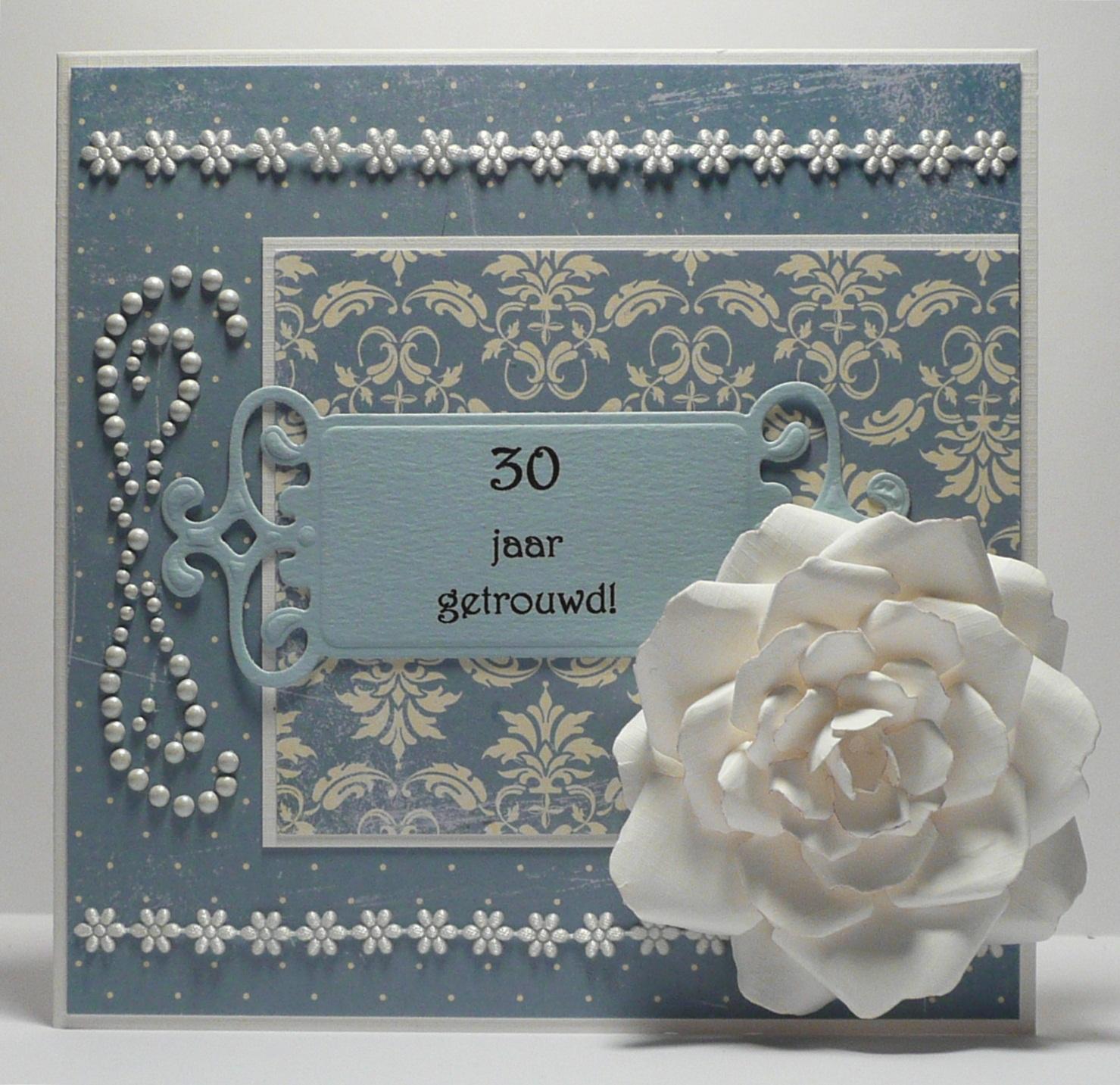 30 jaar getrouwd kleur crea10us: 30 jaar getrouwd. 30 jaar getrouwd kleur