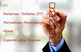 Jenis-Jenis Badan Usaha dan Bentuk-Bentuk Badan Usaha di Indonesia