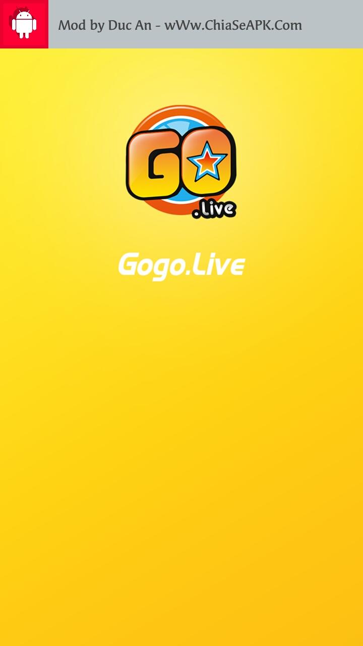 APK GOGO LIVE 18++