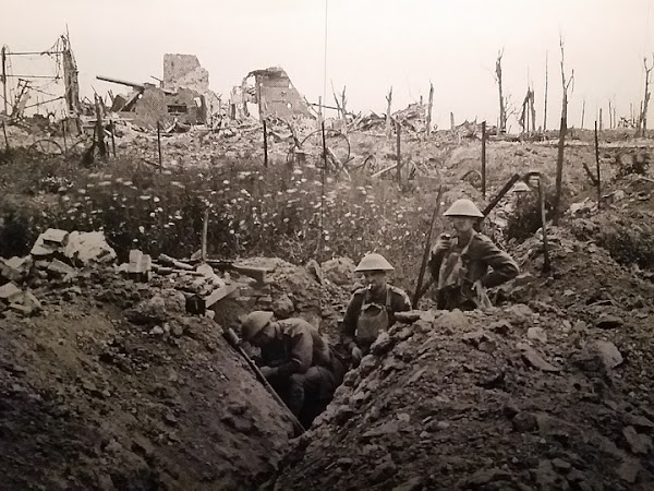 In The Trenches