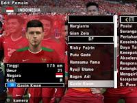 Savedata PES Jogress V3 + Texture Timnas Indonesia Terbaru