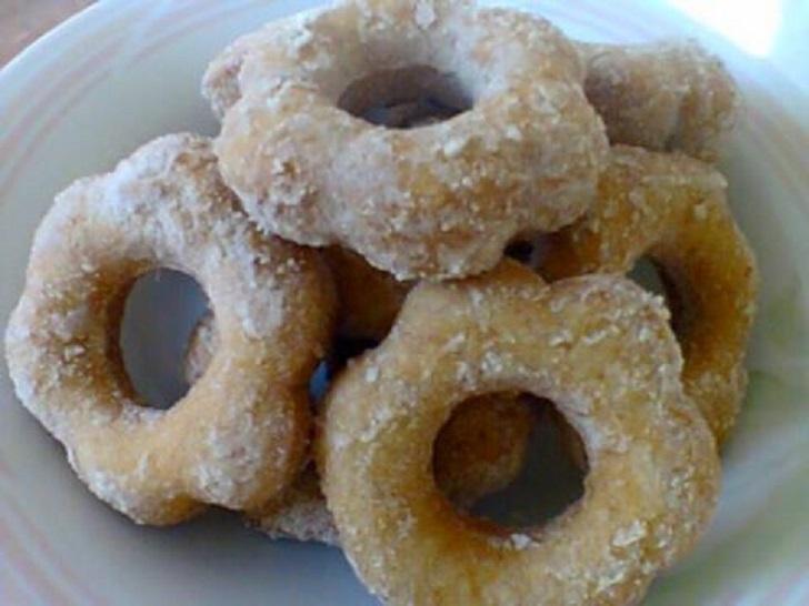 Easy Donuts Powdered Sugar Recipe