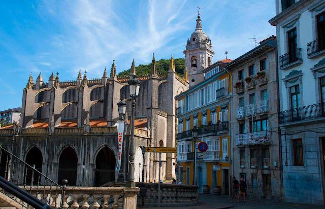 Basílica de la Asunción de Nuestra Señora Lekeito