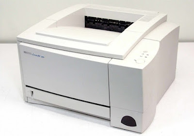HP LaserJet 2100 Driver & Software Download