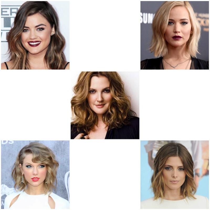 las celebrities con los mejores cortes de cabello