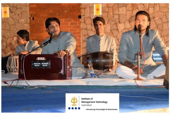 Mehfil-e-Sufiana at IMT Hyderabad