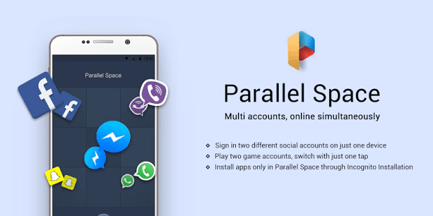 aplikasi untuk menggandakan akun di smartphone