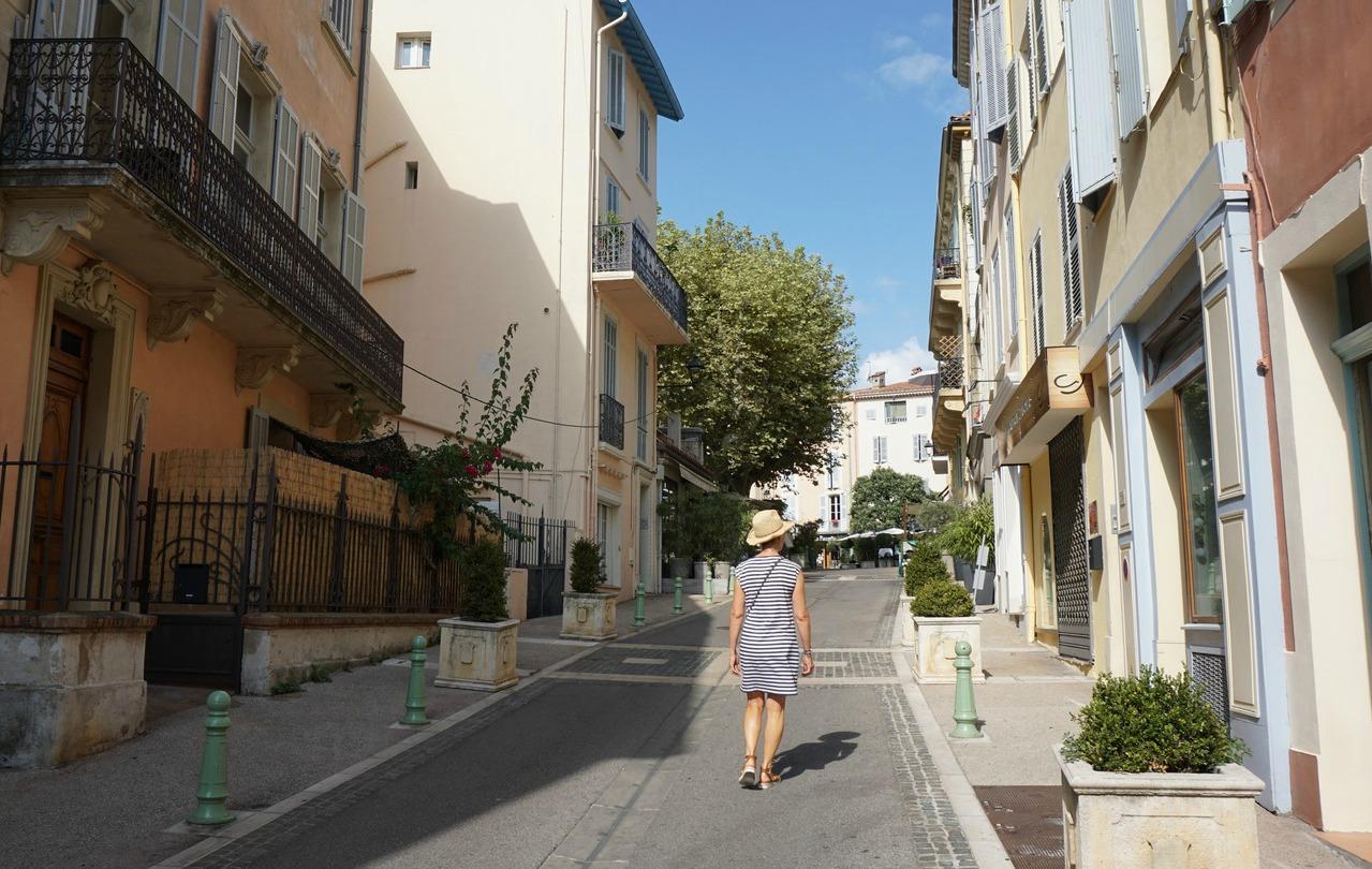 Rue St-Sauveur Vieux Cannet