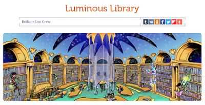 Иллюстрация с американского сайта бахаи для детей